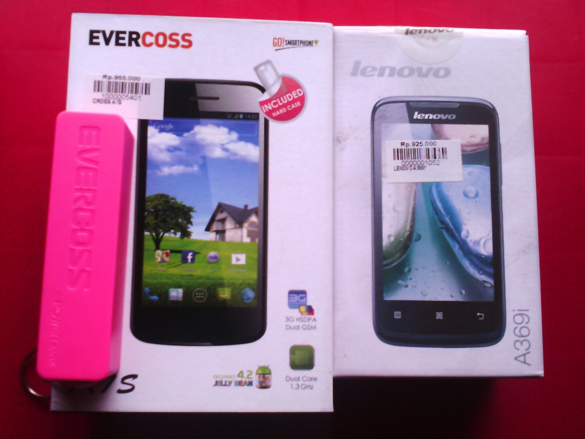 Lenovo A369i Vs Evercoss A7s Review Worhted Yg Mana Roda2blog