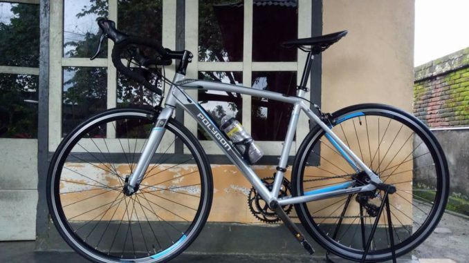 Polygon Strattos S1 2018, Road Bike Harga Paling Murah ...
